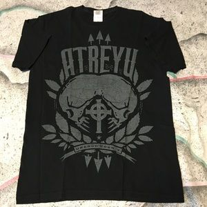Atreyu Band Shirt Size Medium